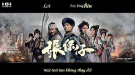 mot trai tim khong doi thay (truong bao tu ost) (vietsub, kara) - linda chung (chung gia han)