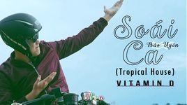soai ca tropical house remix (lyrics video) - bao uyen