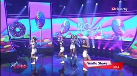 vanilla shake (150828 simply kpop) - nc.a