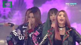 up&down & ah yeah (melon music awards 2015) - exid