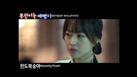 bongsun was prettty (she was pretty + oh my ghost parody) - park bo young, park seo joon