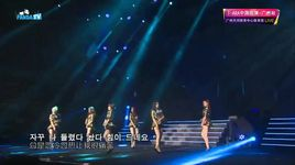 number nine (2015 t-ara great china tour concert in guangzhou) - t-ara