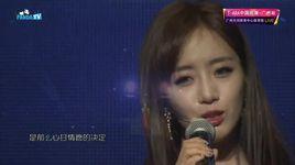 goodbye (2015 t-ara great china tour concert in guangzhou) - t-ara