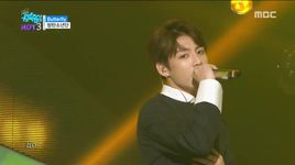 butterfly (151205 music core) - bts (bangtan boys)