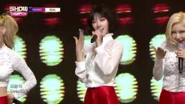 deal (151209 show champion) - girls girls