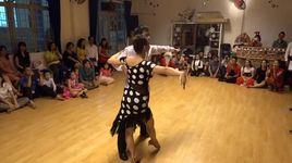 viet huong & nguyen phan - rumba (dance passion 221215) - dancesport