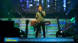 as long as you love me (live) - will (365)