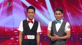 vietnam's got talent 2016 tap 3: tiet muc ao thuat - bui van lam, duc loi - v.a