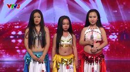 vietnam's got talent 2016 tap 3: tiet muc mua bung - nhom keo deo - v.a