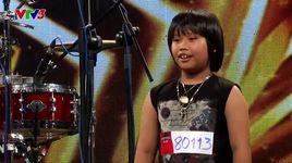 nguyen trong nhan thuyet phuc nut vang giam khao huy tuan (vietnam's got talent 2016 tap 4) - v.a