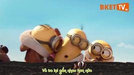 sau tat ca phien ban minions hat cuc hay & sieu cute - the minions