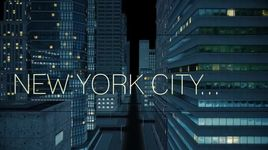 new york city (animated lyric) - the chainsmokers