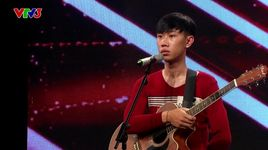 vietnam's got talent 2016 tap 6: dan ghitar va hat - thai tang khanh - v.a