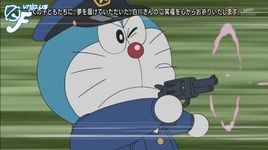 doraemon tap 423: bat giu ten trom nobita & hay khien co be do cuoi - doraemon
