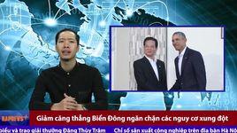 rap news 43: tan bi thu dinh la thang hut du luan, chuyen ha ho - tran thanh van hot - da lab