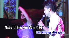 sai lam van la anh (karaoke) - lam vu, chau gia kiet