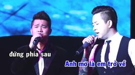 dieu anh khong ngo (karaoke) - lam vu, tuan hung