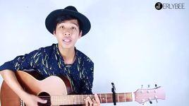 everytime (hau due cua mat troi ost) (guitar cover) - jerlybee