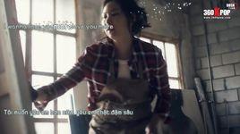 love you more (vietsub, kara) - jae joong (jyj)