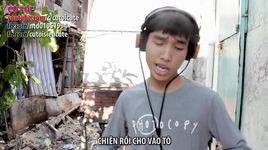 dong song den (dong song xanh che) - cu toi