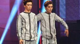 nhay popping robot dieu luyen khien bgk phai yeu cau pha luat (vietnam's got talent 2016 - ban ket 6) - v.a