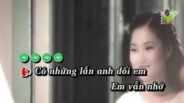 ngoc (karaoke) - huong tram