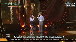 all for you - special stage (vietsub) - jihyo (twice), doyoung (nct u)