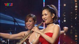 vietnam's got talent 2016 - chung ket 2: thy kieu saxophone - v.a