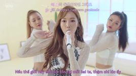love me the same (v app live performance) (vietsub, kara) - jessica jung