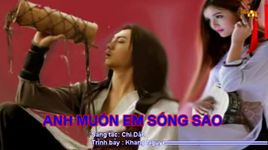 anh muon em song sao (karaoke) - v.a