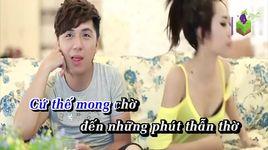 cu the mong cho (karaoke) - minh vuong m4u, le hoang phong