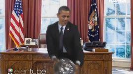 khi tong thong barack obama quay - v.a