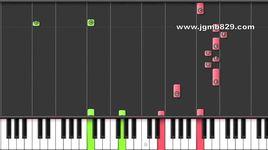 i need u (infinite cover) - piano