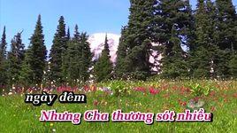 dang ngai (karaoke) - thanh uyen