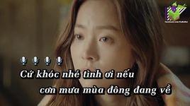 dau co hanh phuc (karaoke) - hkt