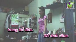dem cuoi tinh yeu (karaoke) - khang le, ly dieu linh