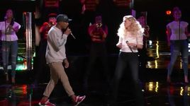 brand new (the voice 2016 - finale) - hannah huston, pharrell williams