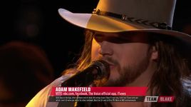 lonesome, broken and blue (the voice 2016 - finale) - adam wakefield