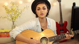 she used to be mine (sara bareilles cover) - mackenzie johnson