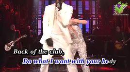 do what u want (karaoke) - lady gaga, r.kelly
