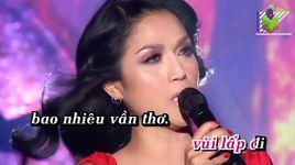 dung lua doi nhau (karaoke) - lam thuy van