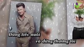 dung thuong toi (karaoke) - dam vinh hung
