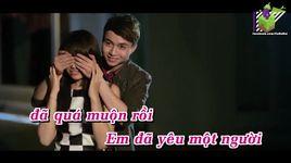 em di roi (karaoke) - ngoc anh