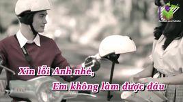 em khong lam duoc dau (karaoke) - bich phuong