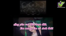 em mong em mo (karaoke) - cam ly