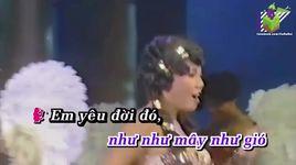 em nhu lan may (karaoke) - lynda trang dai, tommy ngo