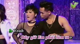 em phai lam sao remix (karaoke) - trizzie phuong trinh