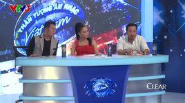 vietnam idol 2016 - tap 2: bai tu sang tac - tung duong - v.a