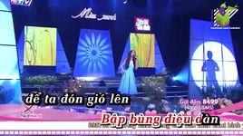 em ve toc xanh (karaoke) - ai phuong