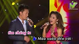 giai dieu mua xuan (karaoke) - lam anh, trinh lam